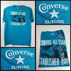 Converse Men  All Star Graphic T-Shirt XL - NWT